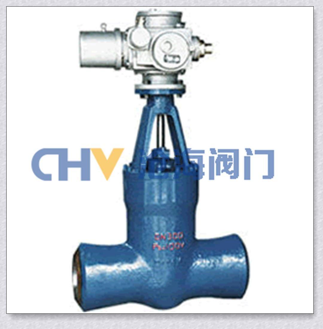 Z961Y电动高温高压焊接闸阀