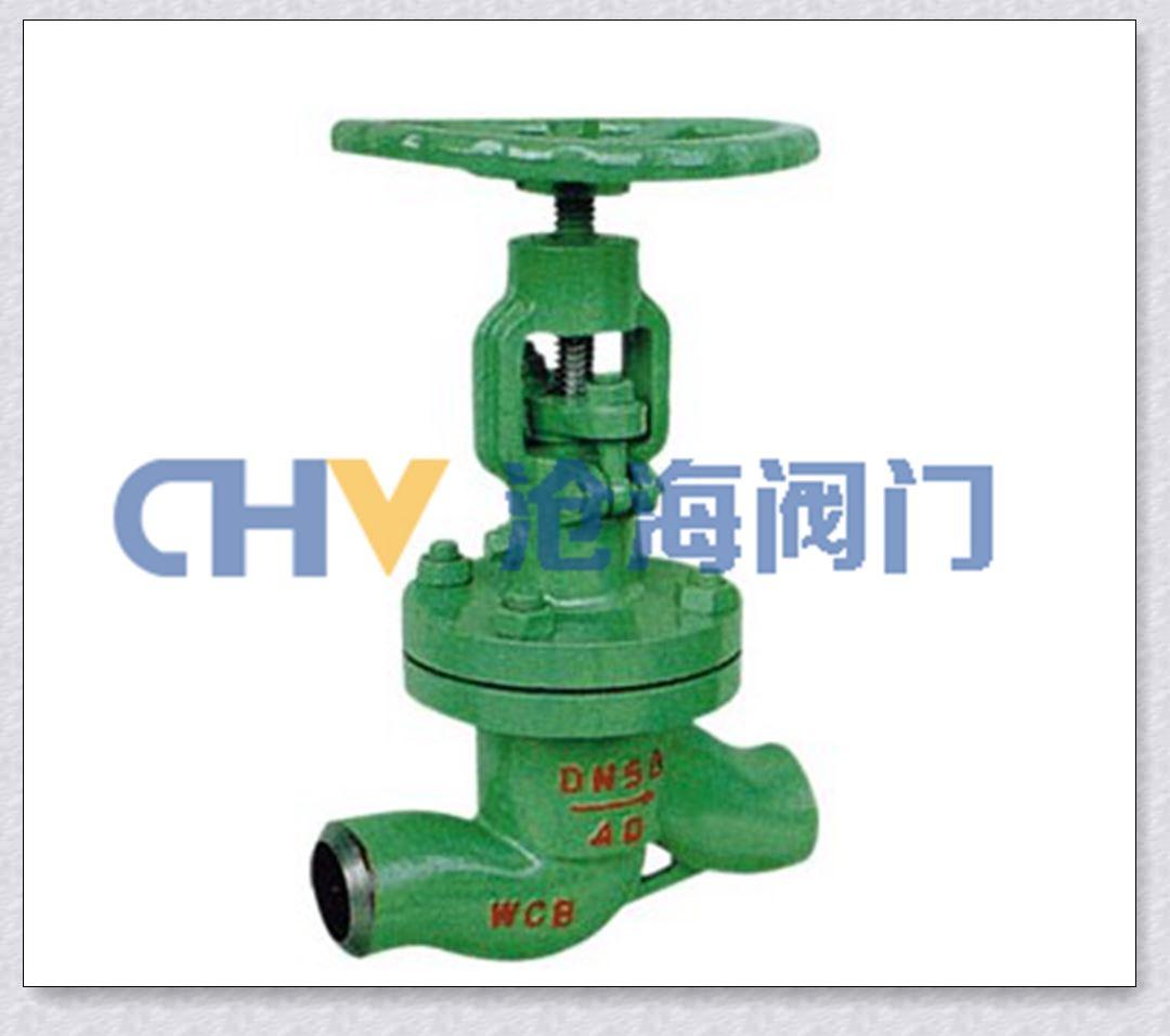 NKJ61Y焊接式真空隔离截止阀