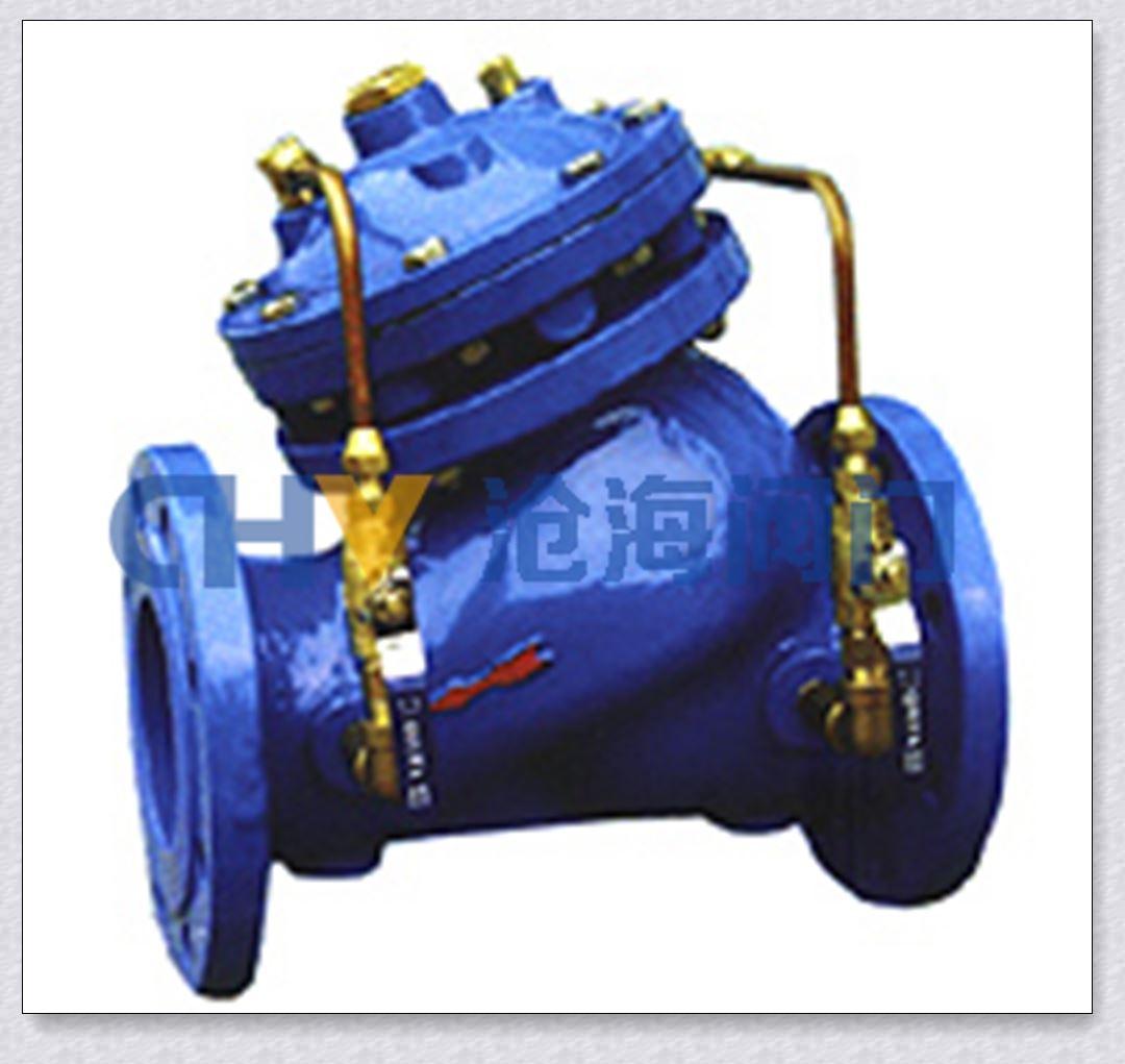 JD745X多功能水泵控制阀