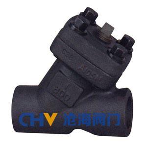 GL61H锻钢Y型过滤器
